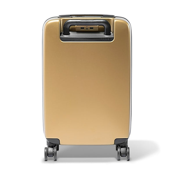 Gold Raden A22 Carry Suitcase