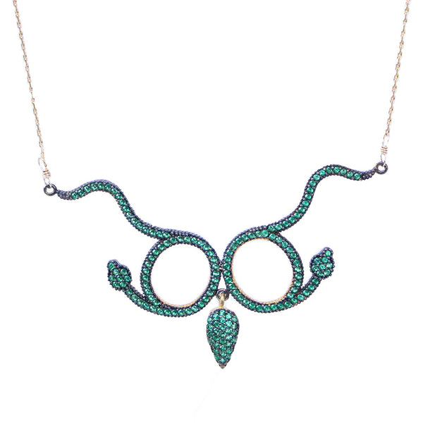 Azaara Snake Necklace