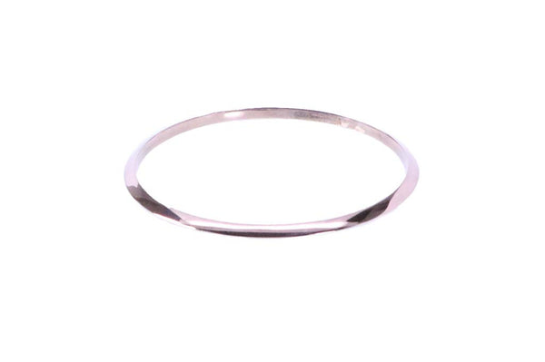 Azaara Shiny Smooth Bangle