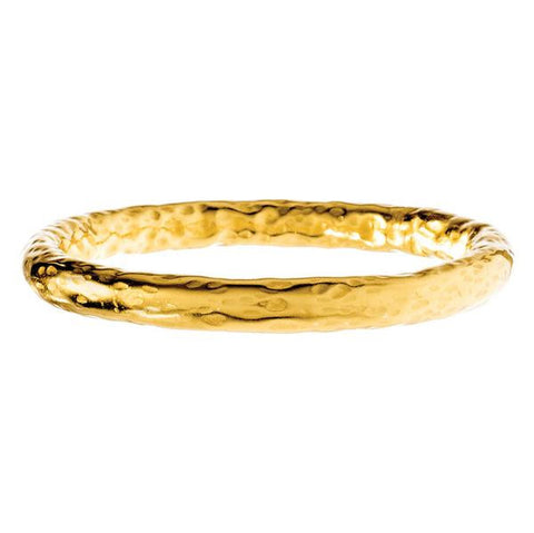 Stephanie Kantis Nugget Round Bangle - The Passionate Collector