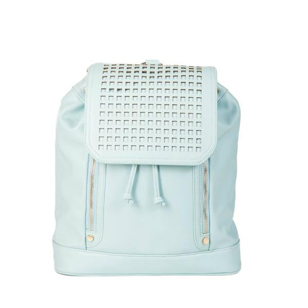 Hang Accessories Light Blue Zadie Backpack