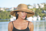 Wallaroo Celeste Natural Hat - The Passionate Collector