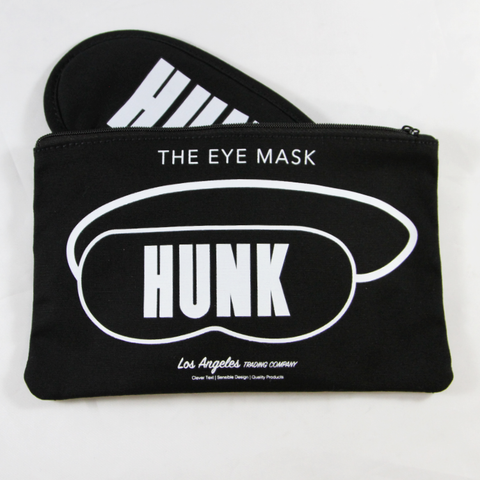 Los Angeles Trading Company Hunk Eye Mask - The Passionate Collector