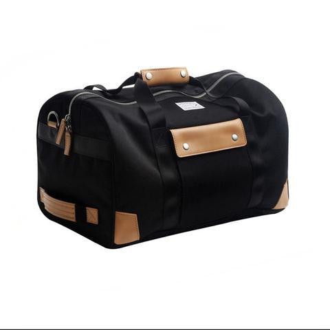 Venque Duffle Pack 1.0 Black - The Passionate Collector