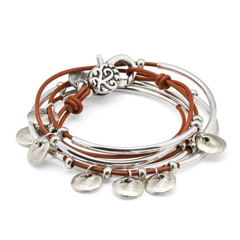 Lizzy James Journey Bracelet/Necklace - The Passionate Collector
