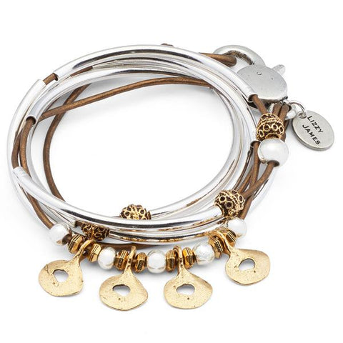 Lizzy James Margo Bracelet/Necklace - The Passionate Collector