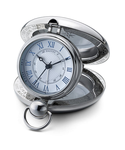 Dalvey New Voyager Travel Clock - The Passionate Collector