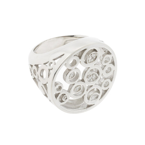 NuNu Designs Swirl Ring - The Passionate Collector