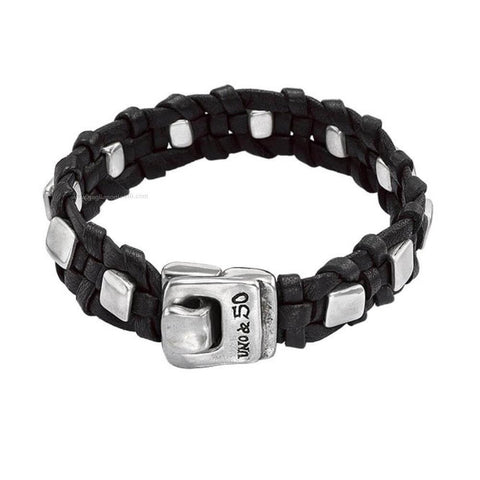 Uno de 50 Cool and Collected Mens Bracelet