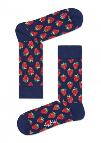 Happy Socks Strawberry - The Passionate Collector