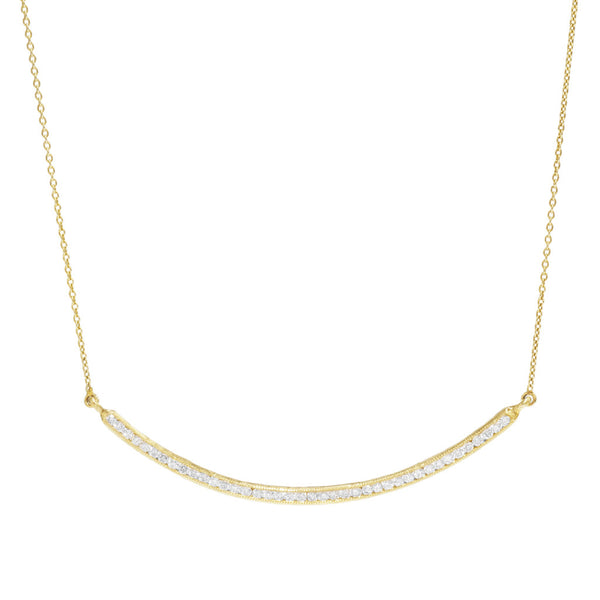 Sethi Couture Yellow Gold Diamond Chain