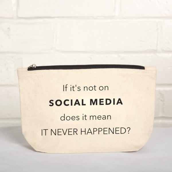 Los Angeles Trading Company Social Media Pouch - The Passionate Collector