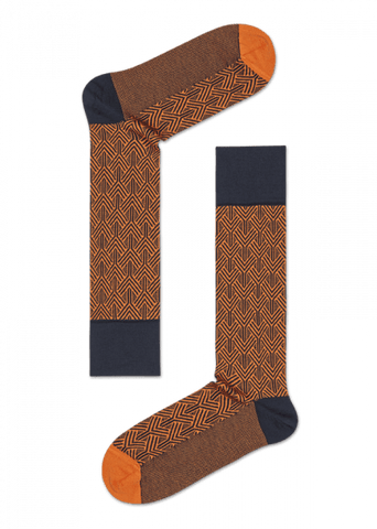 Happy Socks Dressed Herringbone Sock - The Passionate Collector