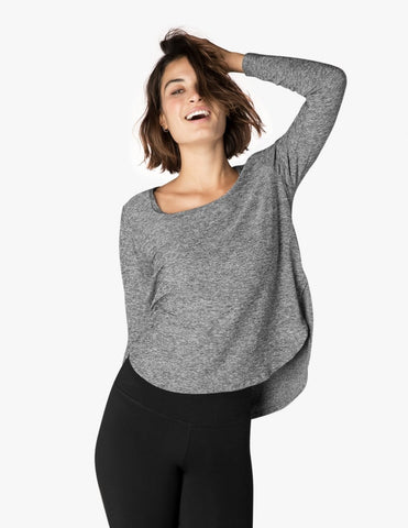 Beyond Yoga Cut and Run Pullover - The Passionate Collector