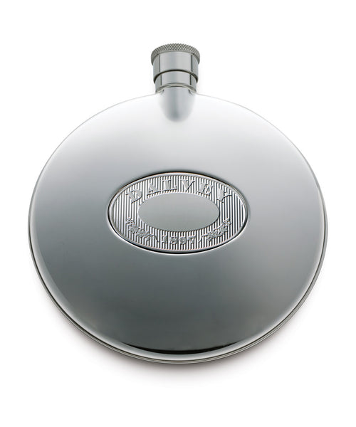 Dalvey Flask with Cup-Stainless