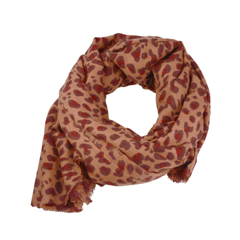 Yarnz Cashmere Print Scarf - The Passionate Collector