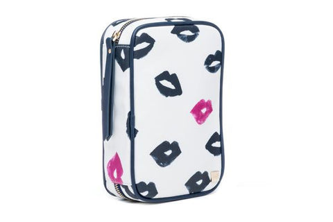 Hudson+Bleecker Lip Chic Avion Cosmetic Case