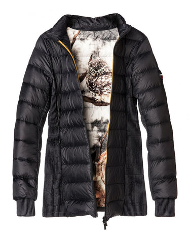 Pullin WOMEN'S FEATHER JACKET LONG CHOUETTE - The Passionate Collector