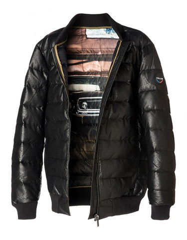 Pullin MEN'S FEATHER JACKET BOMB BULLIT - The Passionate Collector