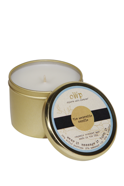 Objects With Purpose Mary's Mosaic Candle - The Passionate Collector