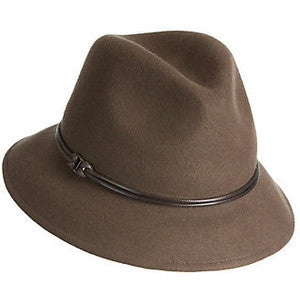 Goorin Sofia Brown Fedora