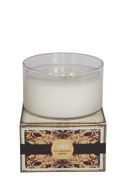 Objects With Purpose Mary's Mosaic Candle