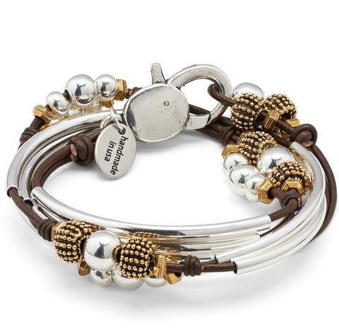 Lizzy James Paris Bracelet/Necklace - The Passionate Collector