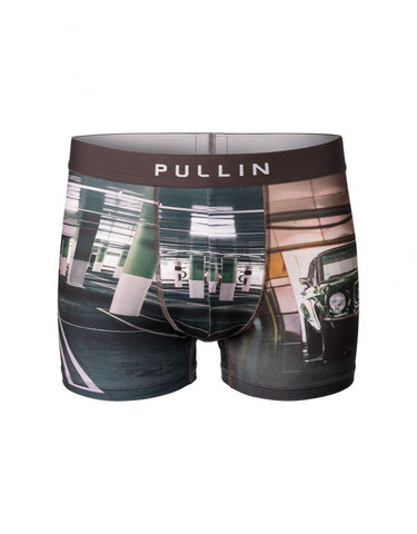 PULLIN MEN'S UNDERWEAR TRUNK MASTER BULLIT - The Passionate Collector