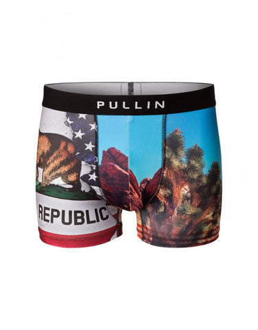 PULLIN MEN'S UNDERWEAR TRUNK MASTER CALIREP - The Passionate Collector