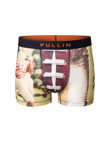 PULLIN MEN'S UNDERWEAR TRUNK MASTER TOUCHDOWN - The Passionate Collector