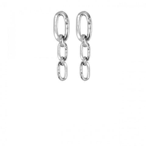 "Uno de 50 ""Rive-Ting"" Earrings"