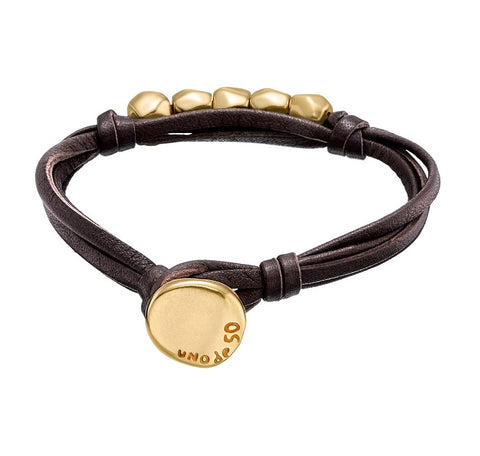 "Uno de 50 ""Rock'n Ball"" Bracelet"