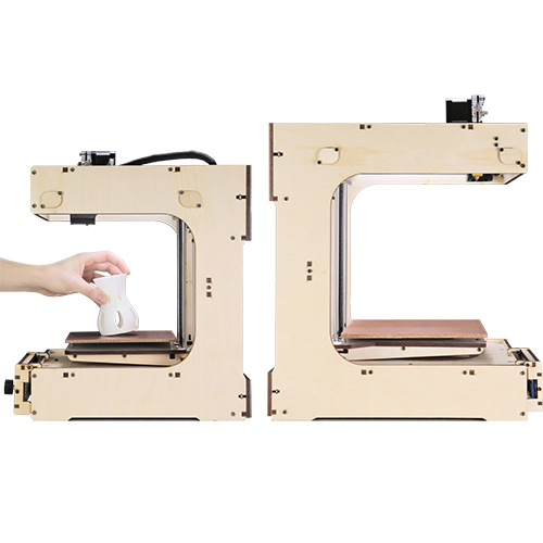 Tinkerines Litto 3d Printer: Ditto+ And Litto Do-it-yourself Kits