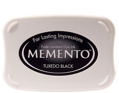 Memento Ink Black