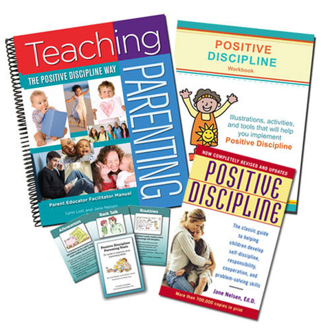 Teaching Parenting The Positive Discipline Way Online Training