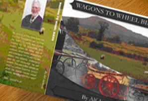 Wagons to Wheelbiers:-  CD. ISBN 978-0950-9274-4-2