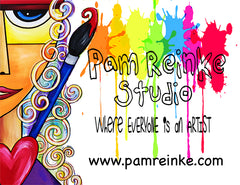 Paint Classes-Workshops