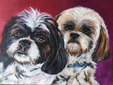 Pet Portrait Commissions
