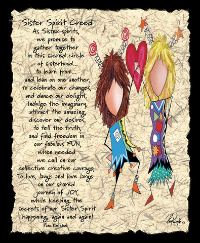 Wild Women~Sister Spirit Creed