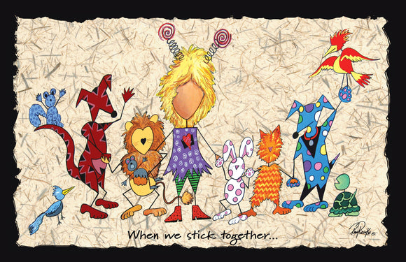 Wild Women~Stick Together