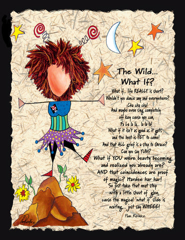 Wild Women~What If?
