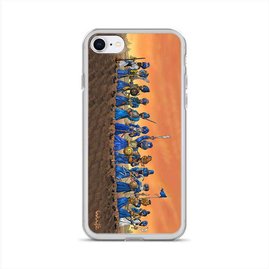 13 Akalis iPhone 7/8 Clip on Case