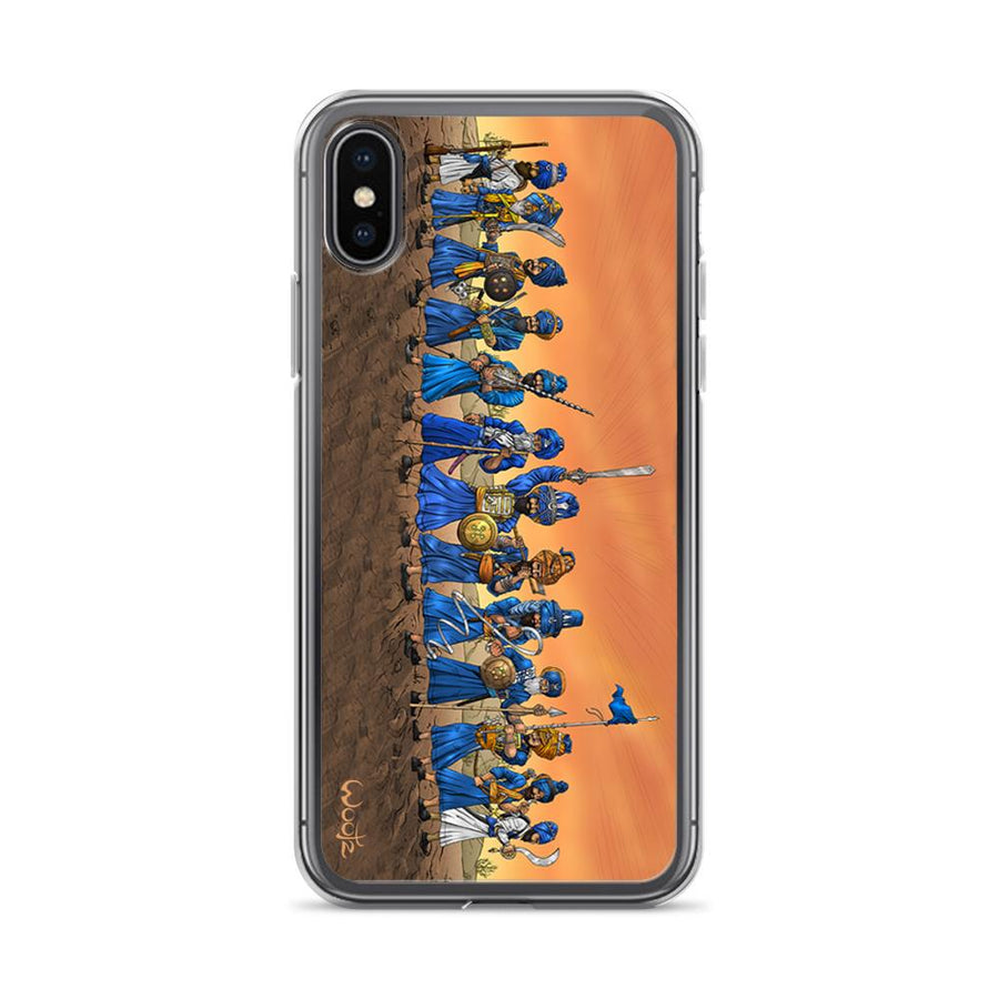 13 Akalis iPhone X Clip on Case