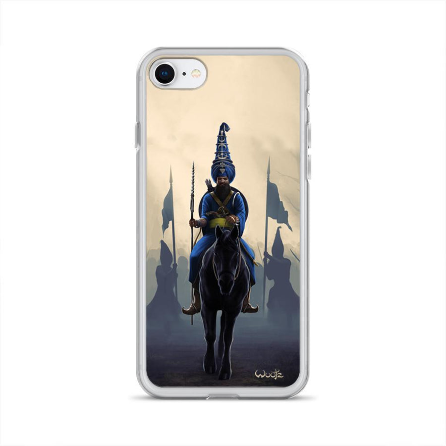 Akali Phula Singh iPhone 7/8 Clip on Case