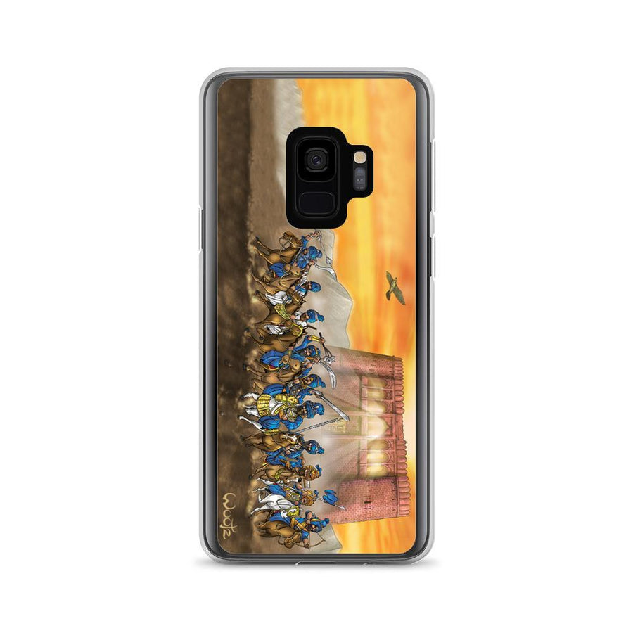 Akalis Charge Samsung Clip On Case