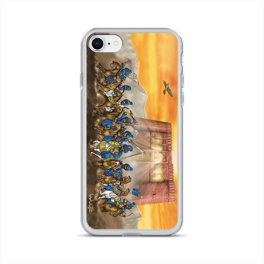 13 Akalis Charge iPhone 7/8 Clip on Case