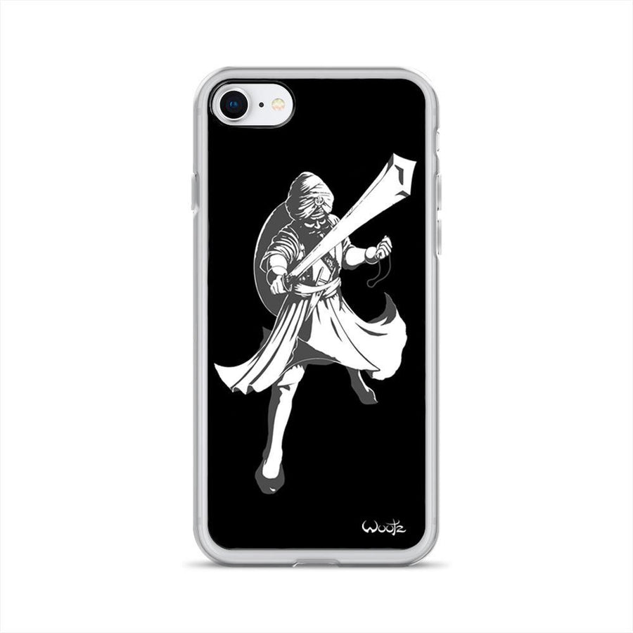 Banda Singh Bahadur BW iPhone 7/8 Clip on Case