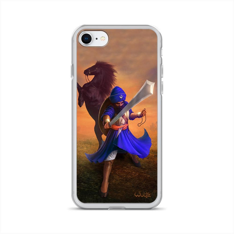 Banda Singh Bahadur iPhone 7/8 Clip on Case