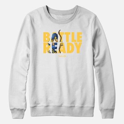 Battle Ready Crewneck