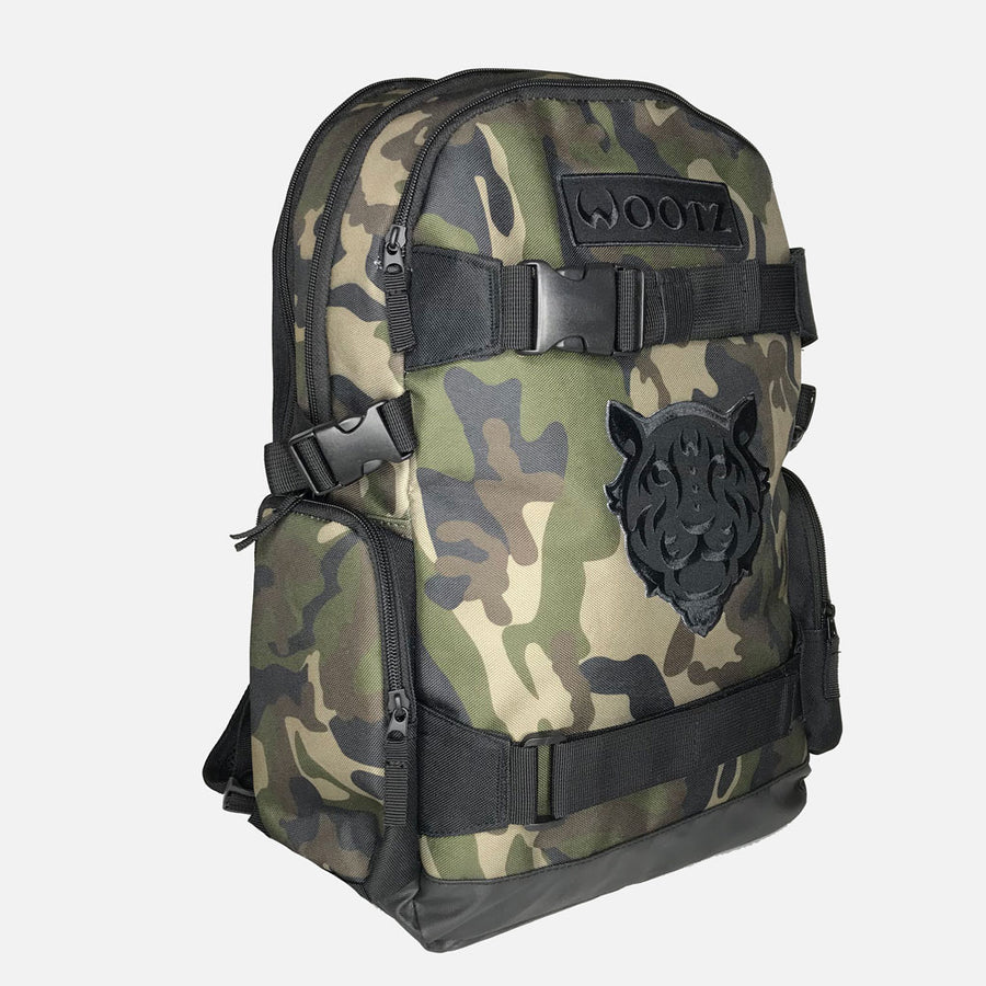 Camo Boardpack Backpack